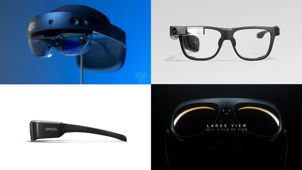 2019 智能眼镜新趋势