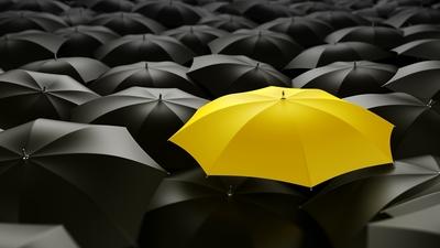 雨伞智能有必要吗?你会选择智能雨伞?