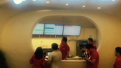 没有泡沫,只有智能!盘点新开张的京东奶茶店的智能硬件