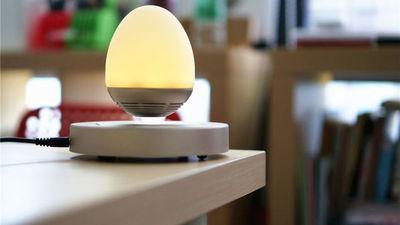 桌面格调新选择,小玩 S&G 尚格 磁悬浮小夜灯音响