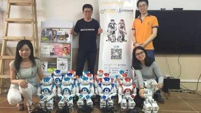 深圳湾夜话:机器人是怎样炼成的?