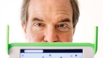每个孩子一台笔记本 -- 对话 MIT 媒体实验室创始人 Nicholas Negreponte