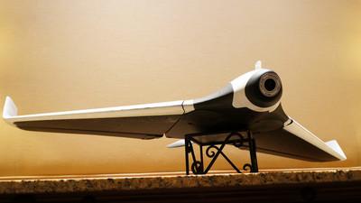 一抛即飞!Parrot 发布了一款「傻瓜级操作」的固定翼无人机