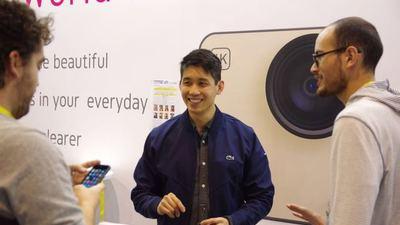 世界上最小的 4K 相机 Mokacam,一群骨灰级摄影爱好者的便携可穿戴产品之路