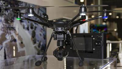 深耕 15 年的无人机公司 Yuneec,在 CES 上一跃成为比大疆还耀眼的明星
