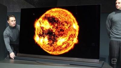 错过了 CES 上的屏幕风云?我们为你总结了即将成为现实的黑科技屏幕