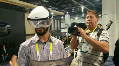 CAPUTER LABS 发布 AR/VR 一体机 HOLOSEER