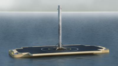 Space X海上回收失败,但可以看出,离成功已经不远了!