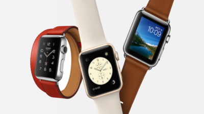 支持 FaceTime?第二代苹果手表三月问世