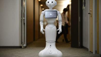 萌萌哒!机器人 Pepper 要开店卖手机 提供闲聊服务