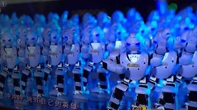 春晚将会展示最美的科技感 ——优必选机器人