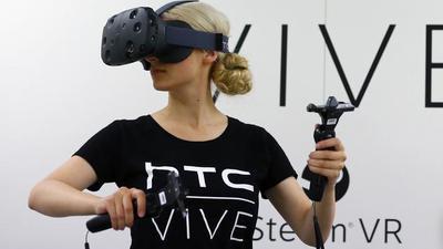 HTC 战绩不菲:仅 10 分钟售出 1.5 万台虚拟现实头盔