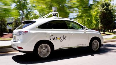 谷歌首次为无人驾驶汽车事故负责,「坎坷」之路继续