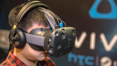 HTC 是这样给 VR 开发者「洗脑」的