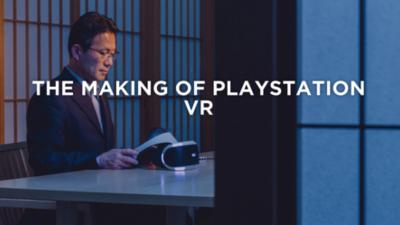 完整解密:索尼 PlayStation VR 诞生的全过程