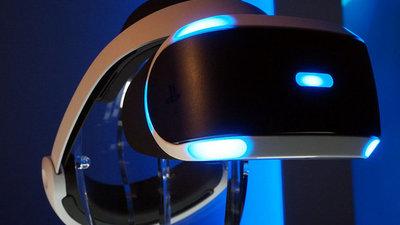 索尼 PlayStation VR 10 月发售,仅售 399 美刀,不过……