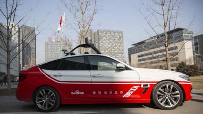 百度为加速推进项目,拟在美国测试无人驾驶汽车