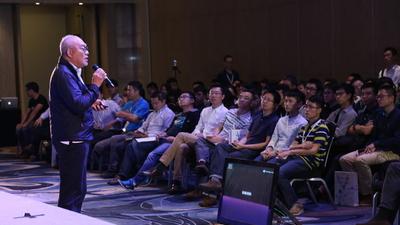 和椿董事长张永昌:工业机器人的发展和未来趋势