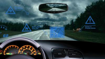 在增强现实领域,汽车行业还会再次缺席吗?Halo HUD 团队谈车载智能硬件的现状和思考