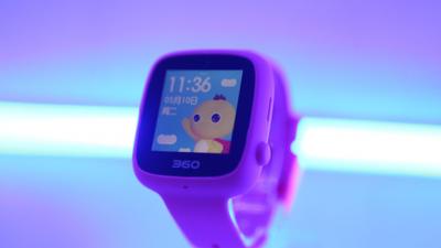 佟大为代言「巴迪龙」成为 360 儿童手表的全新品牌,除了主打安全外还植入了人工智能