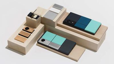 模块手机的发起者不太高兴:Project Ara 已不是我设想的样子