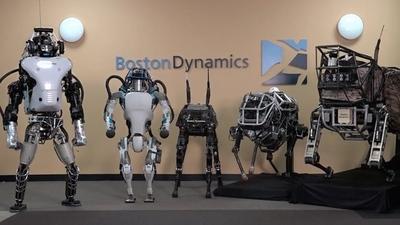 丰田收购 Google 的「网红」机器人公司,原来背后下了一盘大棋!