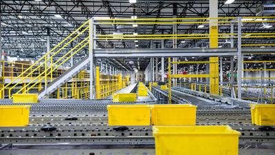 从亚马逊的仓储机器人说起:仓库自动化成近年热门收购项目