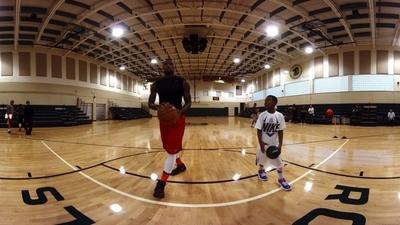 当 VR 遇上 NBA:不只要改变观赛方式,可能颠覆整个篮球市场