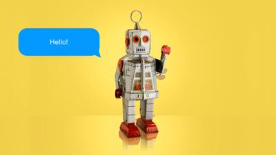 那些蠢蠢的聊天机器人,还有何用武之地