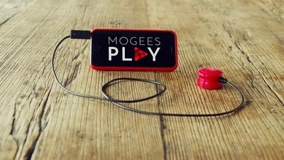 将敲击声转化为音乐信号,Mogees Play 让你进击为音乐家