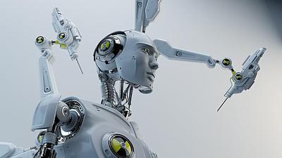 未来,给你看病做手术的不仅有医生,还有机器人……