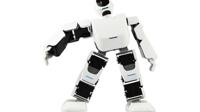 支持外观个性定制、程序二次开发的 Aelos 机器人跟你 PK 广场舞都不在话下