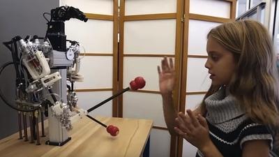 迪士尼研发的远程遥控机器人 Jimmy,让人机互动更完美