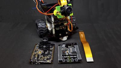 兼容 Arduino 的开源套件 Livera,自己来动手制作机器人