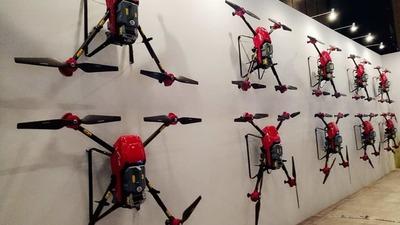 终于还是卖飞机了,极飞在无人机植保市场下着怎样一盘棋?