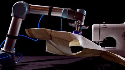世上首个自动化制衣系统 Sewbo 亮相,以后机器人给你做衣服,你会穿吗?
