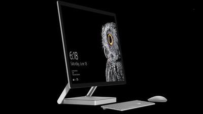 微软玩转炫酷 Kira  机械臂,Surface Studio 高大上的宣传片就是这么来的