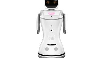 平台机器人开创先锋 Sanbot,可定制化智能服务应用终端
