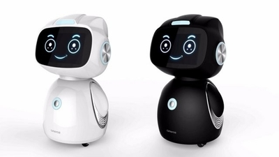 Omate 推出首款搭载 Android 系统和亚马逊 Alexa 的机器人 Yumi,智能家居又添一奇兵