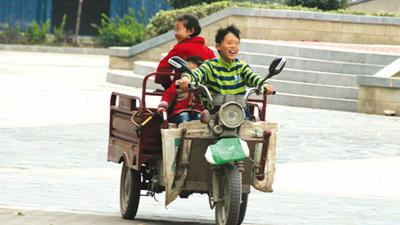姑娘,坐上我的电三轮兜风可好?Girfalco 即将发布电动三轮车 Azkarra