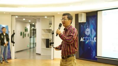 ACT Talk丨哈工大何震宇博士:高校与企业之间互帮互助,才能更好的促进科研成果产业化