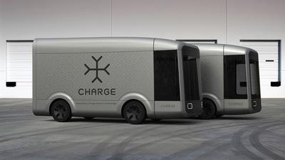 Charge:给电动赛车「乘坐」的电动卡车,1 个人 4 小时就能组装一辆