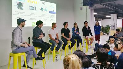 YouTube 助力海外众筹?HAX 的硬创伙伴们分享了一点众筹的人生经验