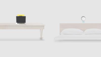 这款睡眠监测设备,不仅能提升工作效率,还能预防疾病