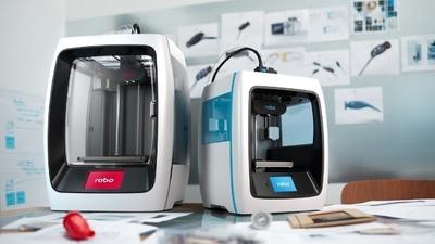 桌面级 3D 打印机,探索你创造力的无限可能性 | CES 2017
