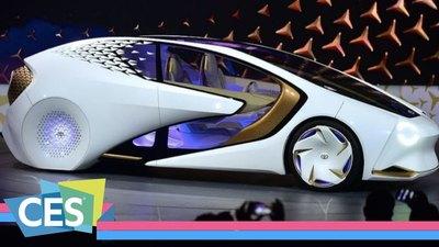 传统车厂发力,这届 CES 或许是智能驾驶的第一个收获季 | WARE @ CES 2017