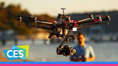 外媒说「boring」,我们尝试从 13 款无人机上找出一些亮点 | WARE @ CES 2017