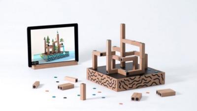 Koski 不只做类《纪念碑谷》AR 积木游戏,还可能推出 AR 版变形金刚