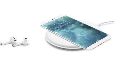 iPhone 8 到底有没有无线充电?这个行业可能比果粉更想知道