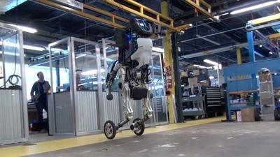 Handle 机器人视频再流出,它能否让波士顿动力在商业化的道路上更进一步?